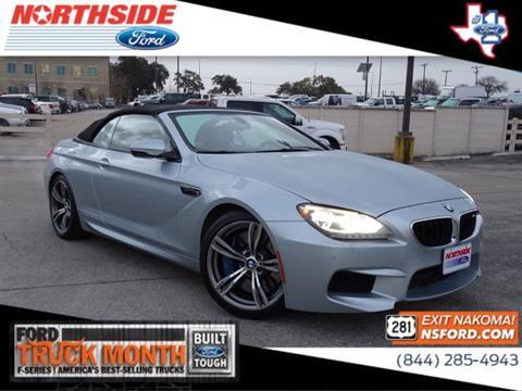 2013 BMW M6 For Sale In San Antonio, TX