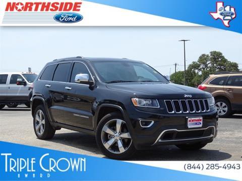 2014 Jeep Grand Cherokee for sale in San Antonio, TX