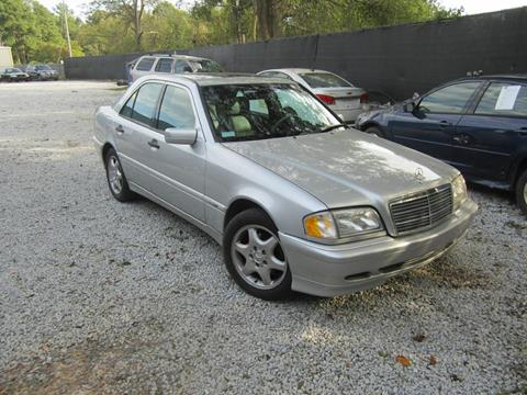 2000 Mercedes-Benz C-Class for sale in Conyers, GA