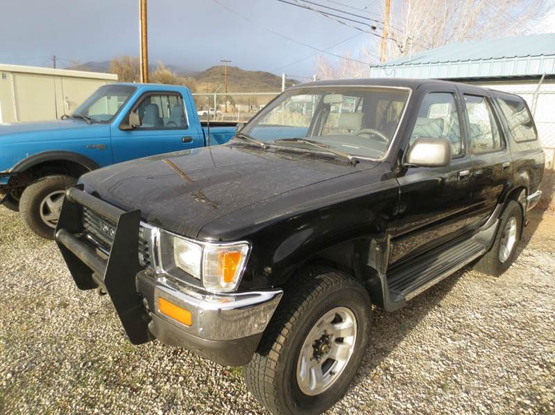 1990 toyota 4runner 4dr sr5 v6 4wd suv in carson city nv for 1990 toyota 4runner rear window motor