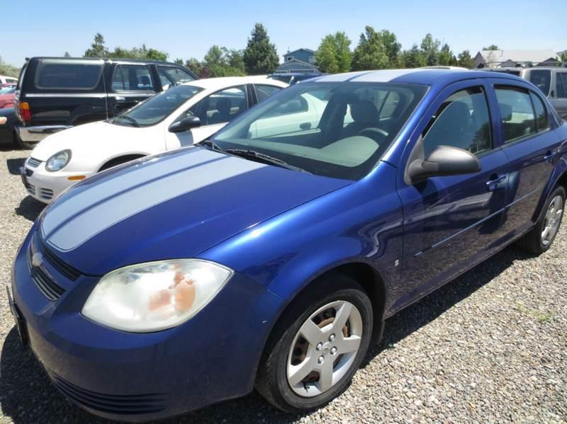 2007 Chevrolet Cobalt LS 4dr Sedan - Carson City NV