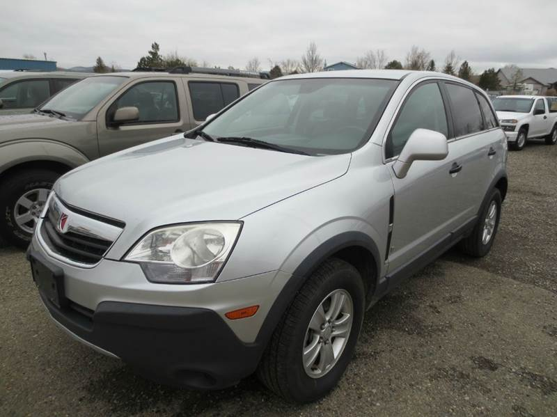 2009 saturn vue xe v6 awd 4dr suv in carson city nv the. Black Bedroom Furniture Sets. Home Design Ideas