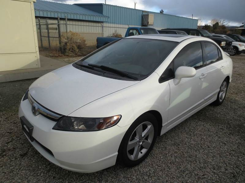 2007 honda civic ex 4dr sedan 1 8l i4 5m in carson city for Honda of carson
