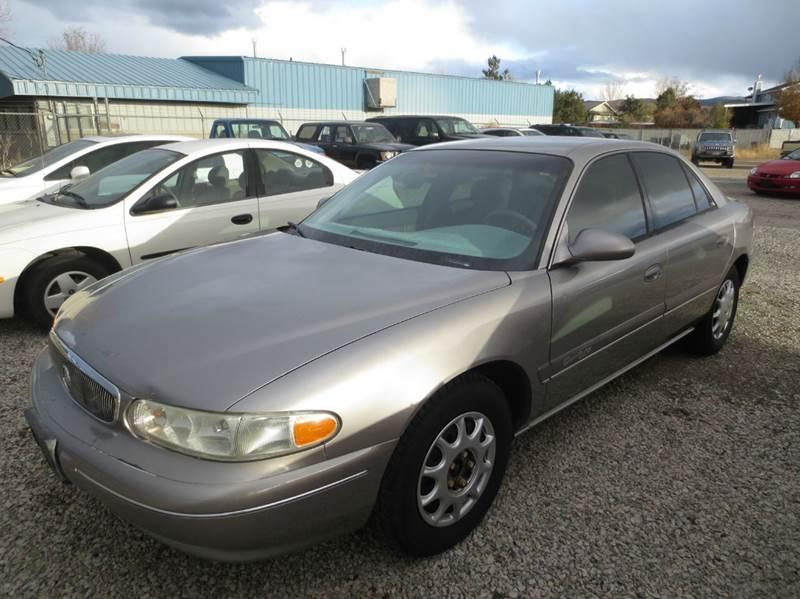 1998 Buick Century Custom 4dr Sedan - Carson City NV