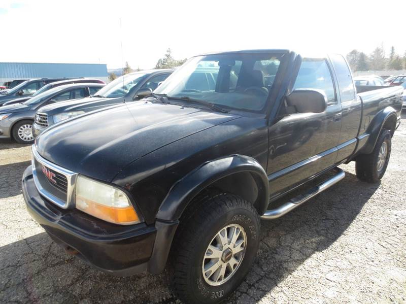 2003 gmc sonoma sls zr2 3dr extended cab 4wd sb in carson city nv the auto depot. Black Bedroom Furniture Sets. Home Design Ideas