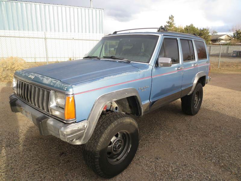 1992 Jeep Cherokee Laredo 4dr 4WD SUV - Carson City NV