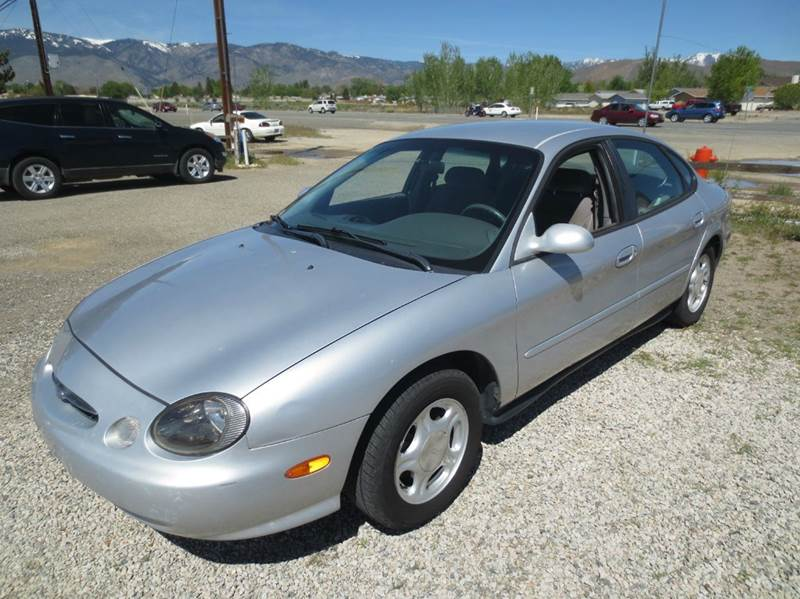 1998 ford taurus se 4dr sedan in carson city nv the auto. Black Bedroom Furniture Sets. Home Design Ideas