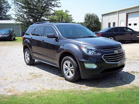 2016 Chevrolet Equinox for sale in Shannon, MS