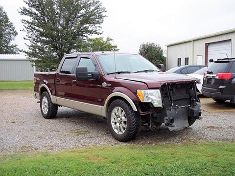 2009 Ford F-150 for sale in Shannon, MS