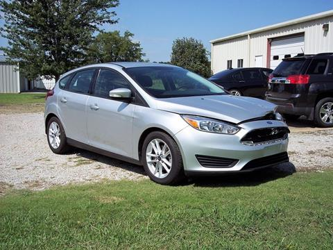 2016 Ford Focus for sale in Shannon, MS