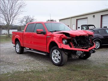 2012 Ford F-150 for sale in Shannon, MS