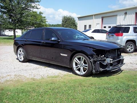 2014 BMW 7 Series for sale in Shannon, MS