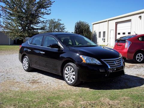 2015 Nissan Sentra for sale in Shannon, MS