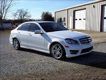 2013 Mercedes-Benz C-Class for sale in Shannon, MS