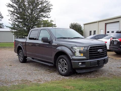 2015 Ford F-150 for sale in Shannon, MS