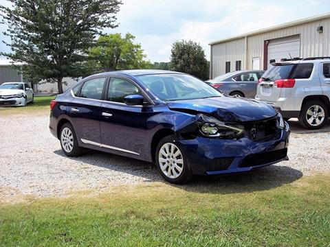 2016 Nissan Sentra for sale in Shannon, MS