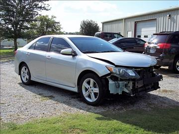 2012 Toyota Camry for sale in Shannon, MS