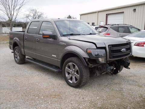 2013 Ford F-150 for sale in Shannon, MS