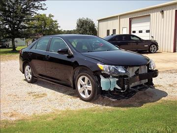 2014 Toyota Camry for sale in Shannon, MS