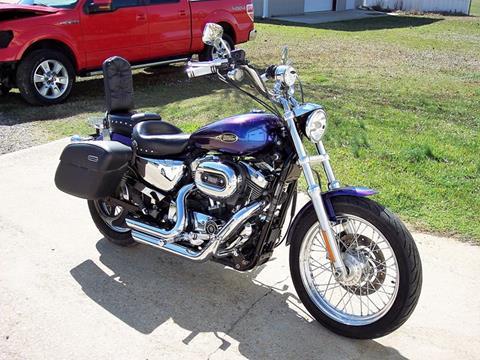 2009 Harley Davidson Sportster 1200 for sale in Shannon, MS