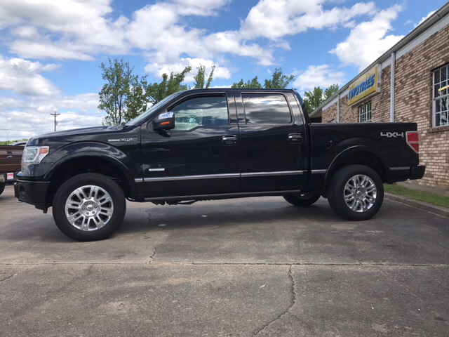 2013 Ford F-150 Platinum 4x4 4dr SuperCrew Styleside 5.5 ft. SB - Collins MS
