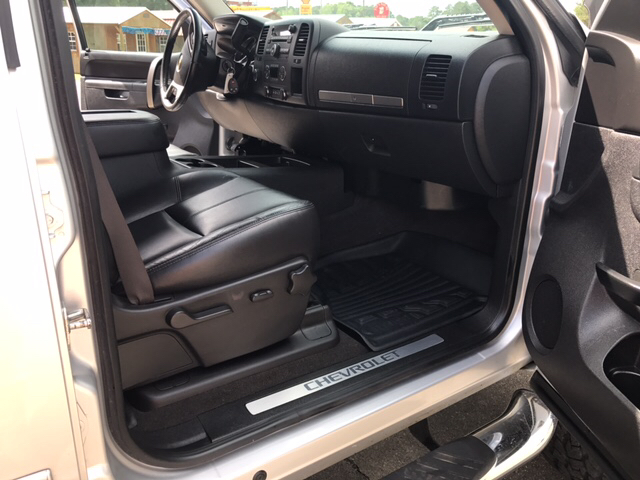 2012 Chevrolet Silverado 1500 4x4 LT 4dr Crew Cab 5.8 ft. SB - Collins MS