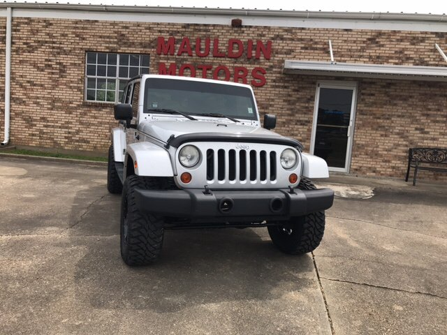 2007 Jeep Wrangler Unlimited Sahara 4x4 4dr SUV - Collins MS