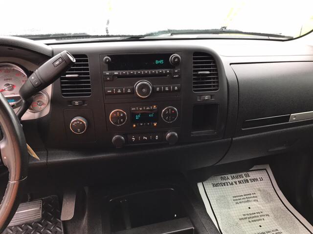2013 Chevrolet Silverado 1500 LT 4x4 4dr Crew Cab 5.8 ft. SB - Collins MS