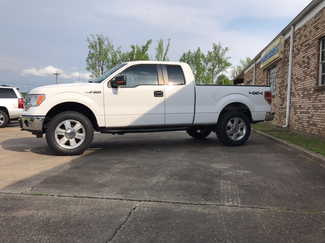 2013 Ford F-150 XLT 4x4 4dr SuperCab Styleside 6.5 ft. SB - Collins MS