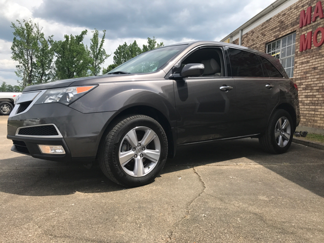 2012 Acura MDX SH-AWD w/Tech 4dr SUV w/Technology Package - Collins MS