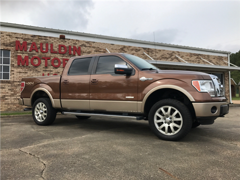 2012 Ford F 150 For Sale In Mississippi