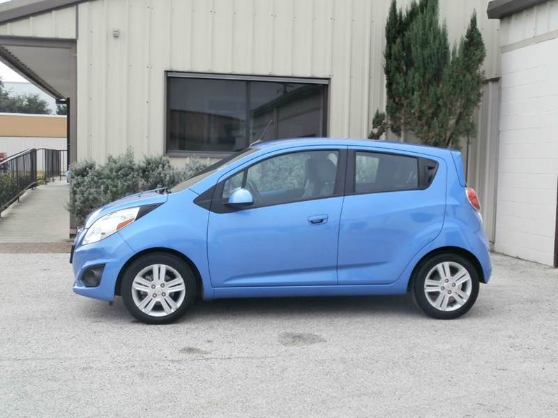 2014 chevrolet spark 1lt cvt 4dr hatchback in aransas pass. Black Bedroom Furniture Sets. Home Design Ideas