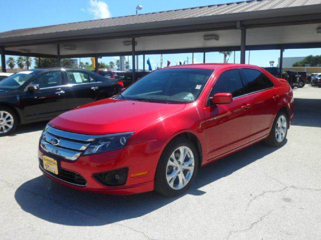 2012 Ford Fusion In Aransas Pass Tx Commercial Motor Company