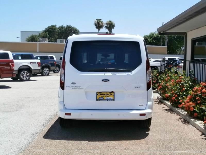 2016 Ford Transit Connect Wagon Xlt 4dr Lwb Mini Van W