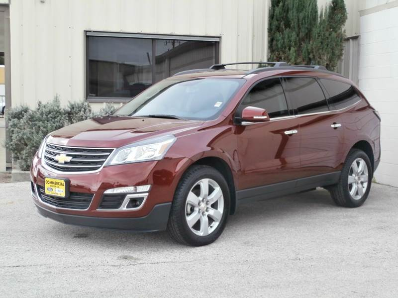 2016 chevrolet traverse lt 4dr suv w 1lt in aransas pass tx commercial motor company. Black Bedroom Furniture Sets. Home Design Ideas