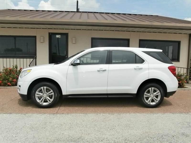 2012 Chevrolet Equinox Ls 4dr Suv In Aransas Pass Tx