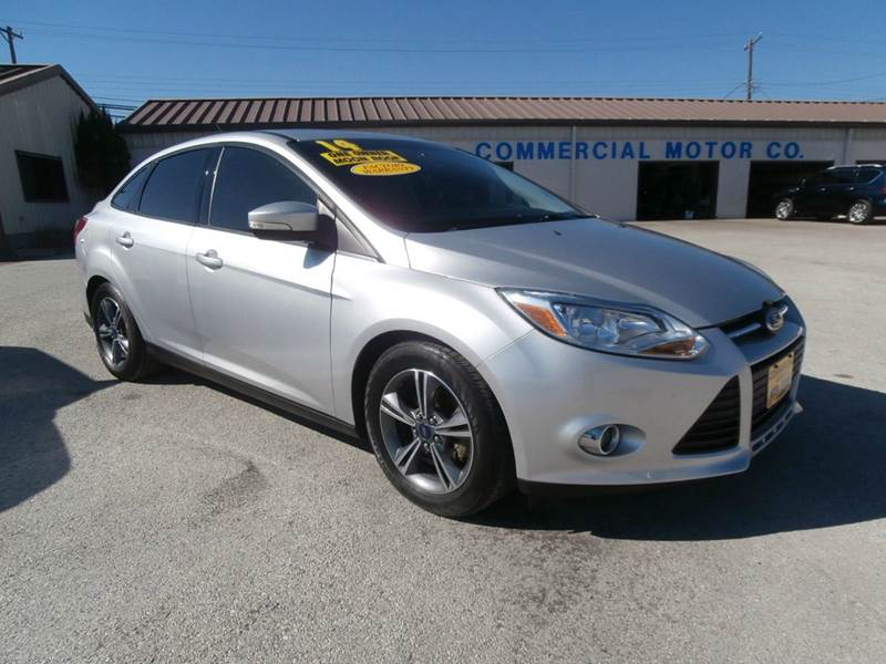 2014 ford focus se 4dr sedan in aransas pass tx