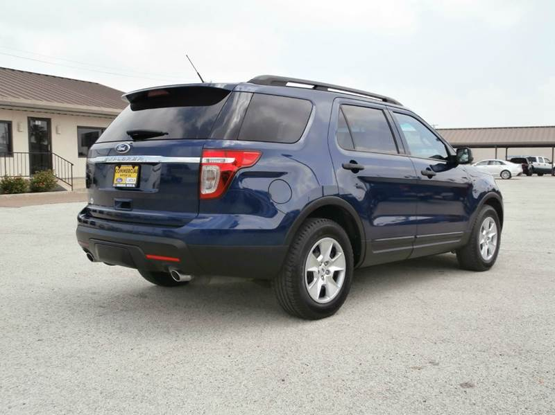 2012 Ford Explorer 4dr Suv In Aransas Pass Tx Commercial