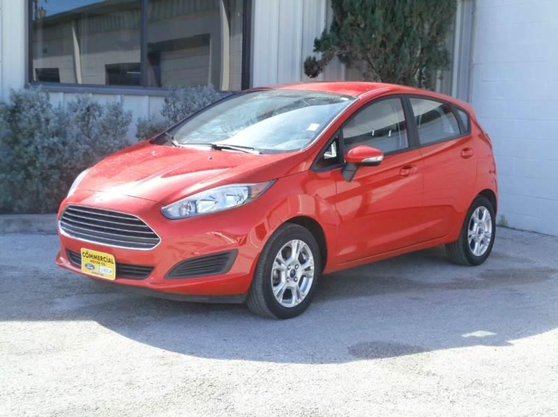 2015 Ford Fiesta Se 4dr Hatchback Aransas Pass Tx