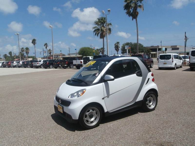 2014 Smart Fortwo Pure 2dr Hatchback In Aransas Pass Tx