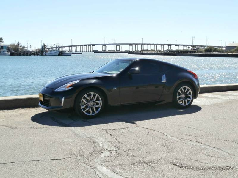 2014 Nissan 370z 2dr Coupe 7a In Aransas Pass Tx