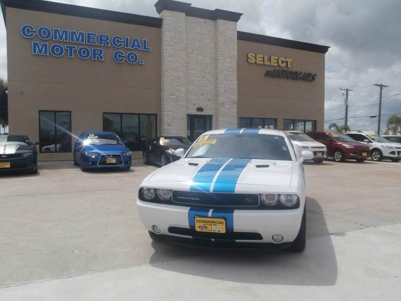 2013 dodge challenger r t 2dr coupe in aransas pass tx