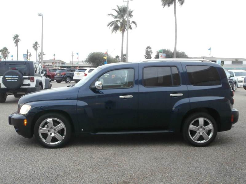 2009 chevrolet hhr lt 4dr wagon w 2lt in aransas pass tx