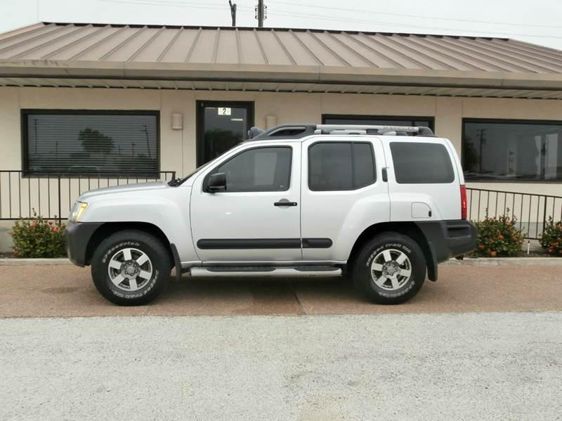 2012 nissan xterra 4x4 pro 4x 4dr suv 6m in aransas pass tx commercial motor company. Black Bedroom Furniture Sets. Home Design Ideas