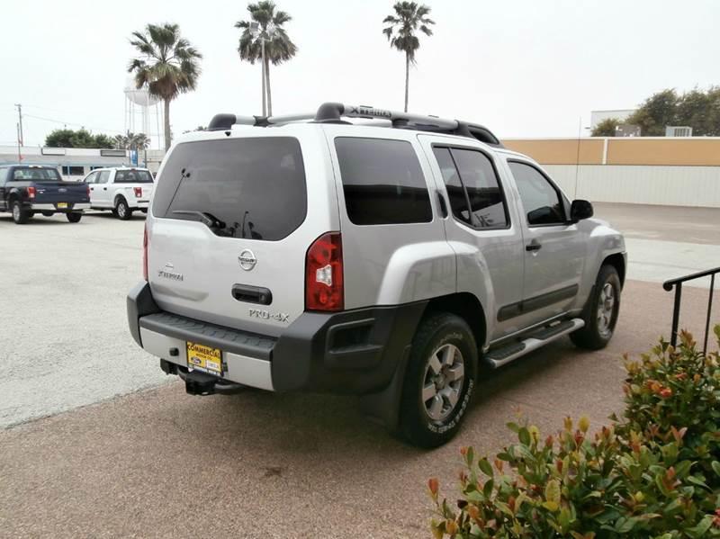 2012 Nissan Xterra 4x4 Pro 4x 4dr Suv 6m In Aransas Pass