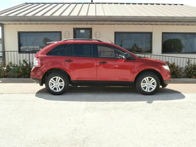 2010 Ford Edge Se 4dr Suv In Aransas Pass Tx Commercial
