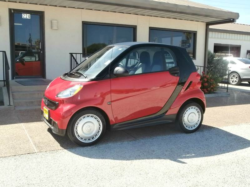 2013 Smart Fortwo Pure 2dr Hatchback In Aransas Pass Tx