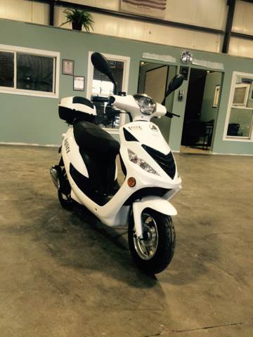 2015 Panther Scoot 50