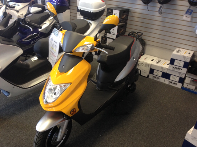 2014 Scoot Scoot 50