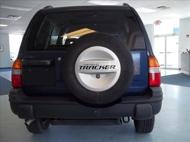 2003 Chevrolet Tracker 4X4  - Phillipston MA